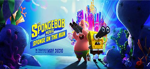 2 11 - دانلود انیمیشن The SpongeBob Movie: Sponge on the Run 2020 با دوبله فارسی