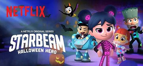 2 17 - دانلود انیمیشن Starbeam: Halloween Hero 2020