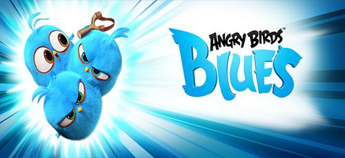 2 20 - دانلود انیمیشن Angry Birds Blues 2017