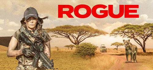 2 4 - دانلود فیلم Rogue 2020 دوبله فارسی