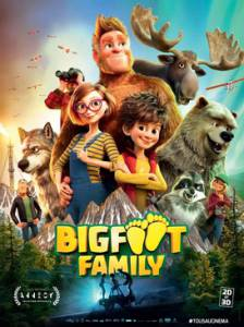 2 43 224x300 - دانلود انیمیشن Bigfoot Family 2020 با دوبله فارسی