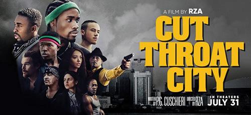 2 8 - دانلود فیلم Cut Throat City 2020 دوبله فارسی