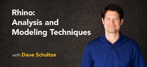 20 - دانلود Lynda Rhino: Analysis and Modeling Techniques آموزش تکنیک های مدل سازی و آنالیز در راینو