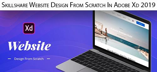 22 1 - دانلود Skillshare Website Design From Scratch In Adobe Xd 2019 آموزش طراحی وب سایت با ادوبی ایکس دی 2019