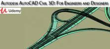 24 222x100 - دانلود Udemy Autodesk AutoCAD Civil 3D: For Engineers and Designers آموزش مقدماتی تا طراحی اتوکد سیویل تری دی