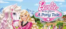 3 4 222x100 - دانلود انیمیشن Barbie and Her Sisters in a Pony Tale 2013