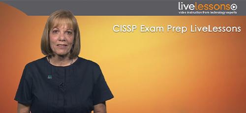 30 - دانلود Livelessons CISSP Exam Prep آموزش آمادگی برای آزمون سی آی اس اس پی