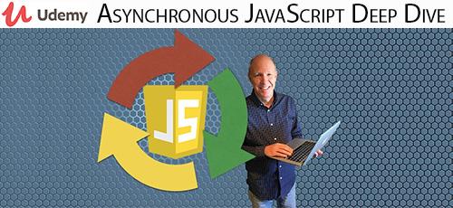 9 - دانلود Udemy Asynchronous JavaScript Deep Dive آموزش عمیق جاوا اسکریپت غیرهمزمان