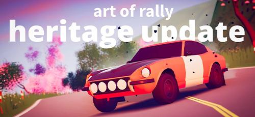 1 83 - دانلود بازی art of rally برای PC