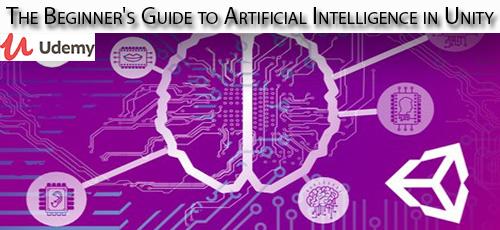 14 - دانلود Udemy The Beginner's Guide to Artificial Intelligence in Unity آموزش مقدماتی هوش مصنوعی در یونیتی