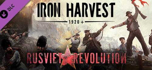 22 3 - دانلود بازی Iron Harvest برای PC