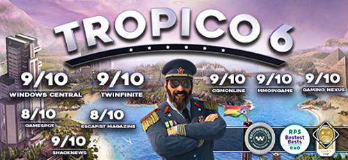 Ok 3 - دانلود بازی Tropico 6 برای PC