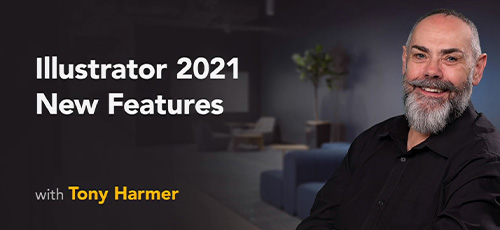 10 1 - دانلود Lynda Illustrator 2021 New Features آموزش ویژگی های جدید ادوبی ایلاستریتور 2021