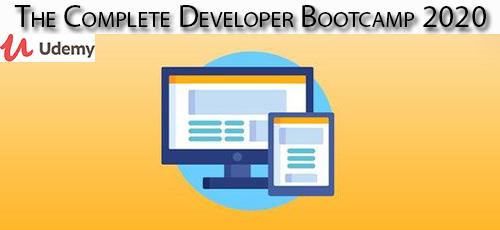 2 31 - دانلود Udemy The Complete Developer Bootcamp 2020 آموزش کامل توسعه دهندگی و کدنویسی