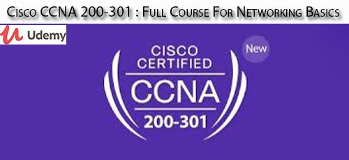 3 15 - دانلود Udemy Cisco CCNA 200-301 : Full Course For Networking Basics آموزش کامل مبانی شبکه، سی سی ان ای 301-200