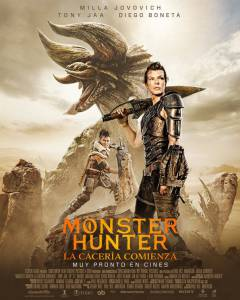 1 55 240x300 - دانلود فیلم Monster Hunter 2020 با دوبله فارسی