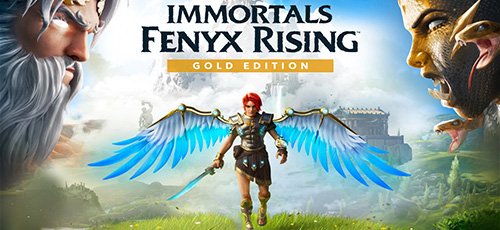 1 61 - دانلود بازی Immortals Fenyx Rising برای PC