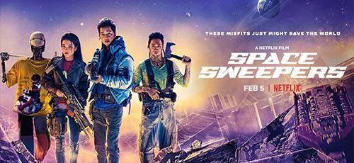 2 28 - دانلود فیلم Space Sweepers 2021 دوبله فارسی