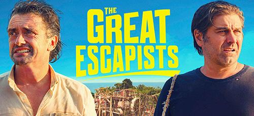 2 5 - دانلود مستند The Great Escapists 2021 فرار بزرگ