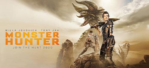 2 52 - دانلود فیلم Monster Hunter 2020 با دوبله فارسی