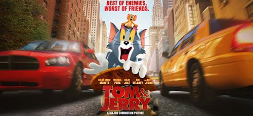 2 58 - دانلود انیمیشن Tom and Jerry 2021 با دوبله فارسی