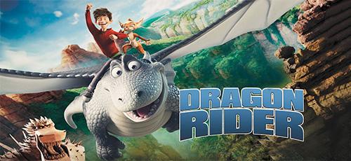 3 23 - دانلود انیمیشن Dragon Rider 2020
