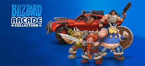 1 10 - دانلود بازی Blizzard Arcade Collection برای PC