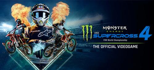 1 36 - دانلود بازی Monster Energy Supercross 4 برای PC