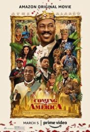 دانلود فیلم Coming 2 America 2021 دوبله فارسی فیلم سینمایی کمدی مالتی مدیا