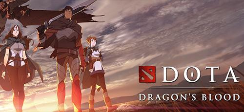 1 94 - دانلود انیمیشن سریالی Dota Dragons Blood 2021 با زیرنویس فارسی