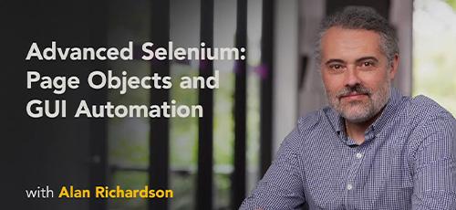 39 - دانلود Lynda Advanced Selenium: Page Objects and GUI Automation آموزش پیشرفته سلنیوم برای اشیا صفحه و اتوماسیون رابط کاربری