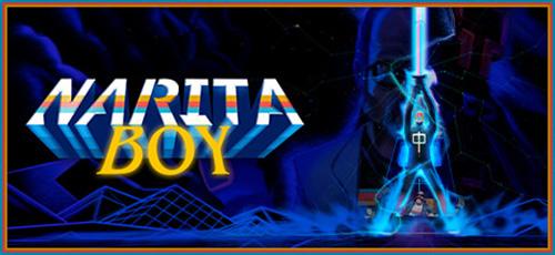 1 10 - دانلود بازی Narita Boy برای PC