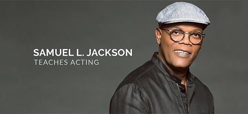 1 36 - دانلود Samuel L Jackson Teaches Acting 2017 برنامه آموزش بازیگری ساموئل ال جکسون