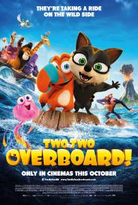 1 40 202x300 - دانلود انیمیشن Two by Two: Overboard! 2020 دوبله فارسی