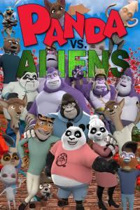 1 65 200x300 - دانلود انیمیشن Panda vs Aliens 2021 با دوبله فارسی