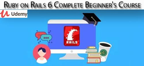 1 66 - دانلود Udemy Ruby on Rails 6 Complete Beginner's Course [2020] آموزش مقدماتی کامل روبی آن ریلز 6
