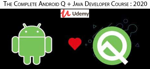 1 69 - دانلود Udemy The Complete Android Q + Java Developer Course : 2020 آموزش کامل اندروید 10 و جاوا