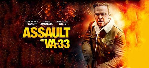 2 13 - دانلود فیلم Assault on VA-33 2021 زیرنویس فارسی