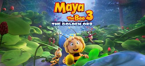 2 27 - دانلود انیمیشن Maya the Bee 3: The Golden Orb 2021 زیرنویس فارسی
