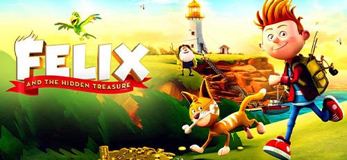 2 30 - دانلود انیمیشن Felix and the Hidden Treasure 2021 زیرنویس فارسی