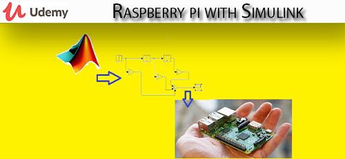 2 52 - دانلود Udemy Raspberry pi with Simulink آموزش رسبری پای با سیمیولینک