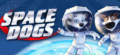2 54 - دانلود انیمیشن Space Dogs 2010 با دوبله فارسی