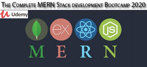3 10 - دانلود Udemy The Complete MERN Stack development Bootcamp 2020 آموزش کامل توسعه مرن
