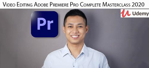 3 23 - دانلود Udemy Video Editing Adobe Premiere Pro Complete Masterclass 2020 آموزش تسلط بر ویرایش فیلم در ادوبی پریمایر پرو
