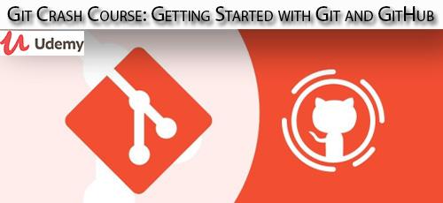 3 30 - دانلود Udemy Git Crash Course: Getting Started with Git and GitHub آموزش شروع کار با گیت و گیت هاب
