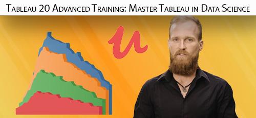 4 26 - دانلود Udemy Tableau 20 Advanced Training: Master Tableau in Data Science آموزش پیشرفته تبلو برای علوم داده