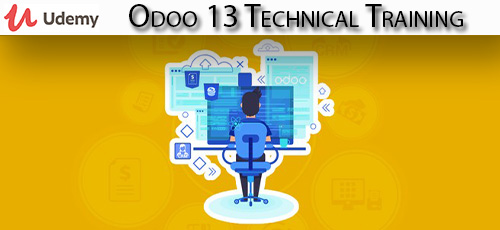 4 27 - دانلود Udemy Odoo 13 Technical Training آموزش فنی ادو 13
