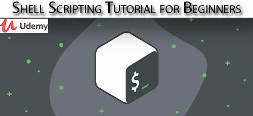5 28 - دانلود Udemy 2020 - Shell Scripting Tutorial for Beginners آموزش مقدماتی اسکریپت شل لینوکس