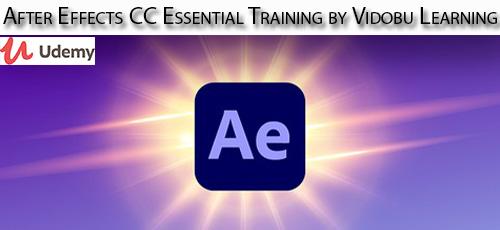 6 28 - دانلود Udemy After Effects CC Essential Training by Vidobu Learning آموزش نرم افزار افترافکت سی سی