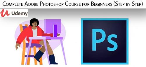 8 4 - دانلود Udemy Complete Adobe Photoshop Course for Beginners (Step by Step) آموزش مقدماتی کامل گام به گام ادوبی فتوشاپ